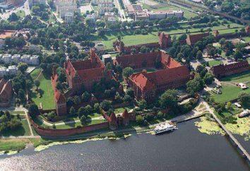 Malbork, Polska: zabytki, hotele