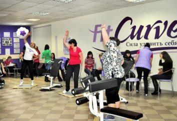 FitCurves Fitness center: comentários