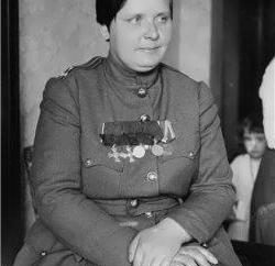 Maria Bochkareva. Le bataillon de femmes de la mort. Russie tsariste. histoire