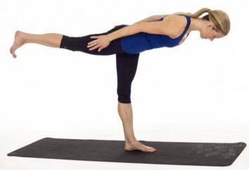 Erhebung von Gebühren für die Beine und Gesäß: Eine Reihe von Übungen, und überprüft die Wirksamkeit des