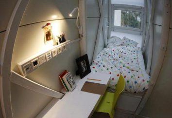 El apartamento más pequeño del mundo. Top 5 apartamentos pequeños del mundo