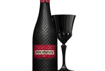 alcool cher: cognac, liqueur, whisky, vodka, champagne. Les boissons alcoolisées les plus chères