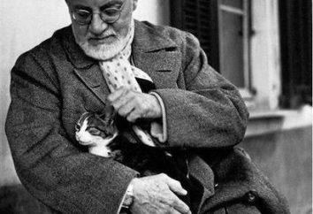obrazy Matisse'a. Francuski malarz Henri Matisse