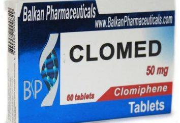 """""""Clomid"""": instrukcje stosowania leku"""