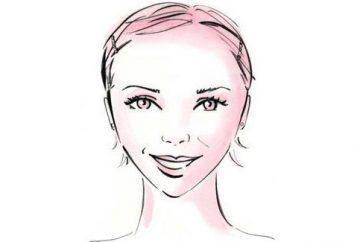 Trójkątna twarz: opis odpowiednią fryzurę i ogólnych zaleceń