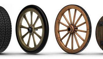 La historia de la rueda, su creación y desarrollo