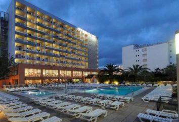 Medplaya Hotel Santa Monica 3 * (España, Calella): descripción y comentarios