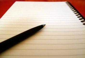 Autobiografia entregue ao trabalho. pontos-chave