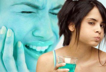 Zahnpasta für empfindliche Zähne: Auswahl an Pasta, Nebenwirkungen