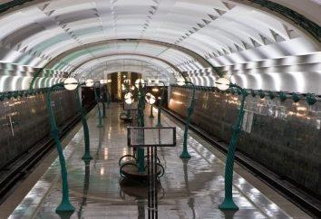"""Stazione """"Boulevard slava"""" – una moderna interscambio di trasporto a Mosca"""