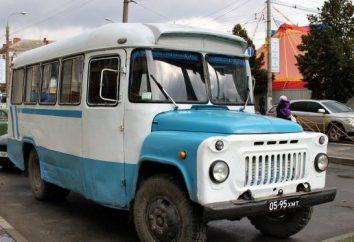KAwZ-685. Radziecki klasy średniej autobus