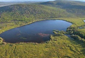 Charakter terytorium Krasnojarska i jego ochronie