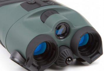 Vision nocturne jumelles pour la chasse: avis. Comment choisir une des jumelles de vision nocturne