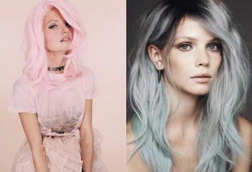Kolorowy proszek na włosach: jak wybrać i jak go używać? Nowoczesny przemysł kosmetyczny