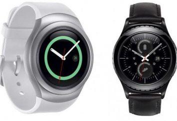 SmartWatch Samsung Gear S2. Opis i pozycjonowanie