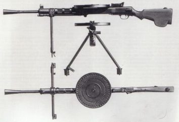 RPD. Sistema mitragliatrice Degtyarev RPD-44