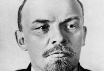 Lenin. Biografia wielkiego człowieka.