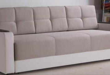 Sofa anatomiczny: wybór, opis