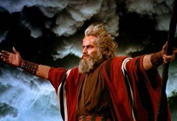 Das Alte Testament, Moses – ein Prophet Gottes