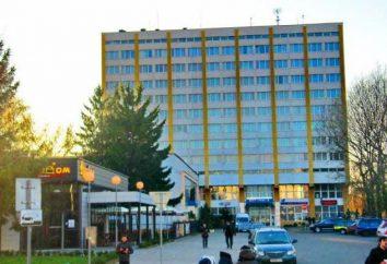 """Hôtel """"Intourist"""" (Brest, Biélorussie): description, nombre, caractéristiques et commentaires"""