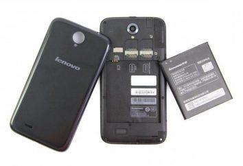 """Teléfono inteligente """"Lenovo A369i"""": reseñas, fotos, especificaciones, instrucciones"""