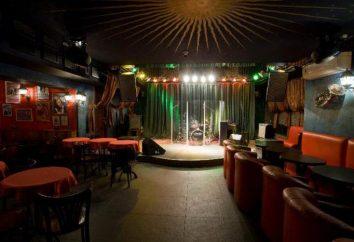 Vologda: clubes e vida noturna