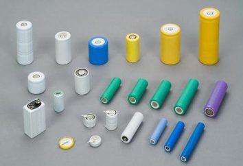 Jako ładowania Ni-Cd baterie: opis procesu