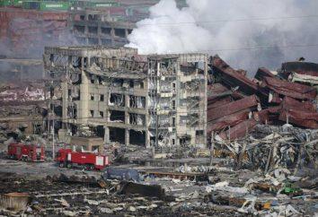 A explosão devastadora na fábrica de China: Causas e Consequências