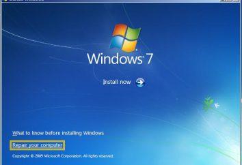 """Instrukcje krok po kroku dotyczące pisania """"Windows 7"""" na dysku"""