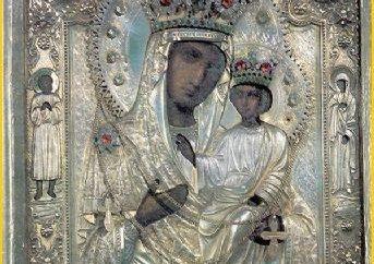 Wilensky Theotokos: sobre a oração?