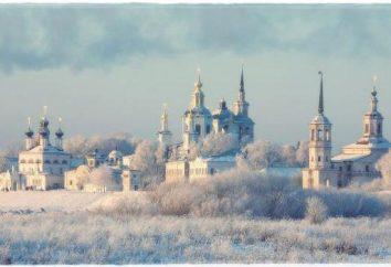 """Come ha fatto il nome di """"Grande Ustyug""""? La storia delle città russe"""