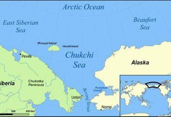 ¿Dónde está el mar de Beaufort?