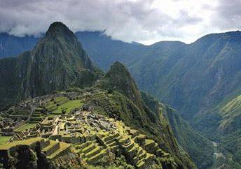 Ce que le monde a vu un Indien, vivant sur le territoire du Pérou? Sur la question des croyances religieuses et la psychologie des Incas