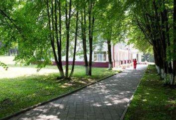 Réhabilitation et de loisirs dans sanatorium « forêt de pins » (Kemerovo)
