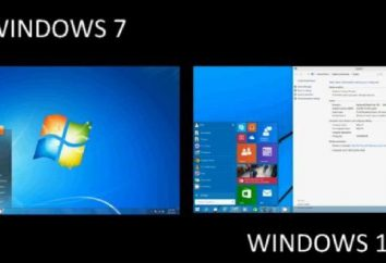 "¿Cuál es mejor ""Windows"": 7 o 10? Comparación de los sistemas operativos Windows 7 y Windows 10"