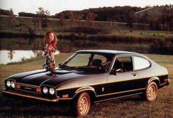 """""""Ford Capri"""" – legendäre Auto aus den 70er Jahren"""