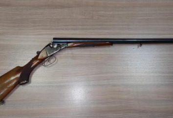 IL-26, un fusil de chasse: conception et caractéristiques