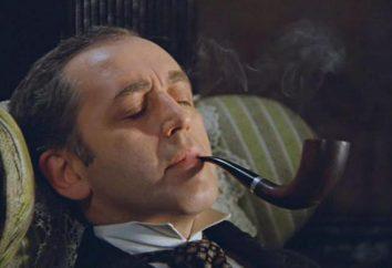 """Livro """"Sherlock Holmes"""" em ordem. Breve descrição dos trabalhos"""
