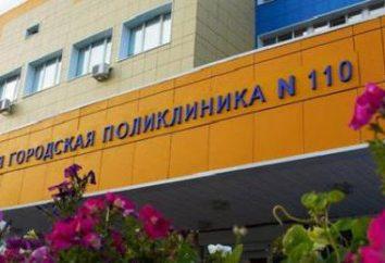 policlinico per bambini № 110 a Mosca