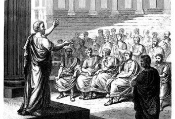 Was ist oratorische Rede? Beispielrede