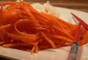 carote coreano a casa – una gustosa merenda dal sapore insolito