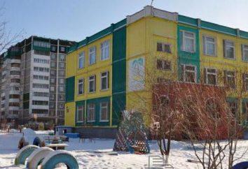 Jardín de infantes 586 (Ekaterimburgo): opiniones y Descripción