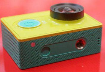 Ação Camera Xiaomi Yi: revisão, testar, o feedback