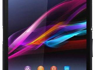 Le livret Sony Xperia Z Ultra. Caractéristiques des paramètres matériels et logiciels, points forts et faiblesses