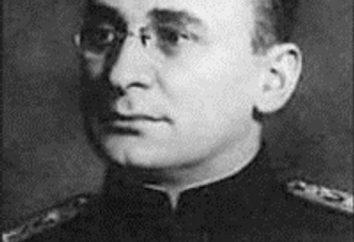 Beria hombre Lavrentiy Pavlovich en lentes