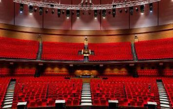 Najlepsze sale koncertowe Moskwy