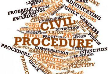 Concept, objet, forme, espèce de questions de procédure civile. La procédure civile – un …