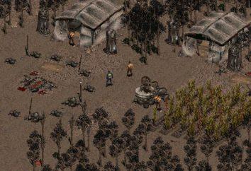 Fallout del Nevada: il passaggio di missioni, istruzioni, segreti