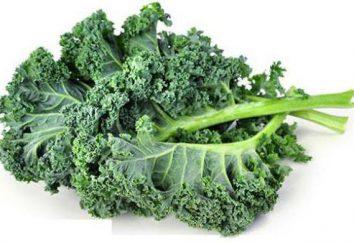 Kale: fotografia, nazwa, przepisy kulinarne