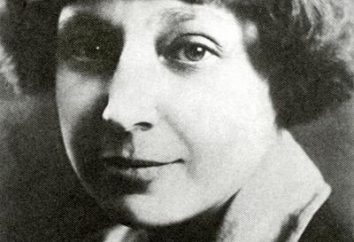 Biographie de Mariny Ivanovny Tsvetaevoy. faits intéressants